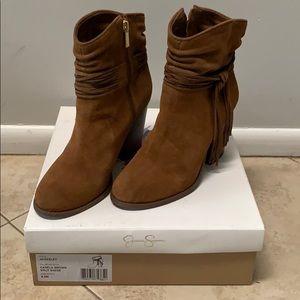 Jessica Simpson boots 8.5